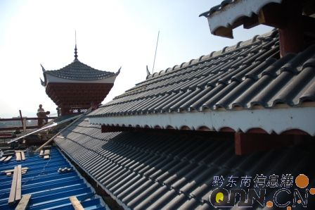 侗族能工巧匠 全国修风雨廊