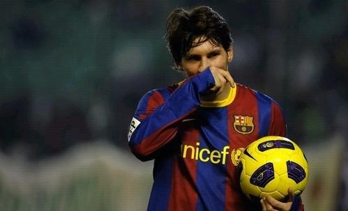 腾讯体育讯 1月20日凌晨5时,10-11赛季国王杯1/4决赛次回合,巴塞罗那