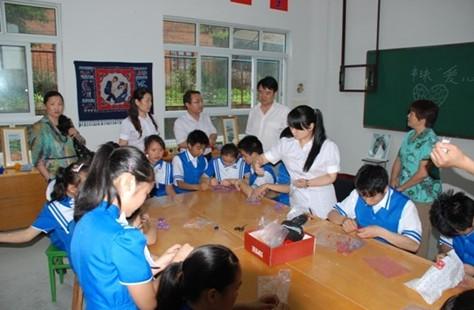 学校手工制作教室