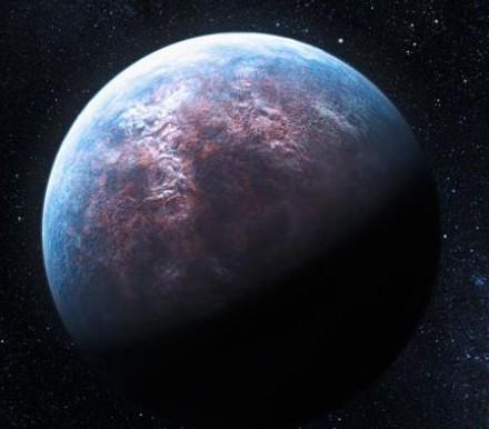 36光年外发现迄今最接近地球系外行星图片