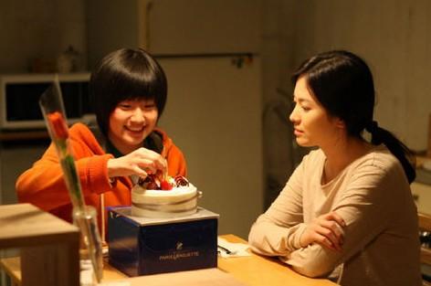 一同出演女主角的南智贤是童星出身