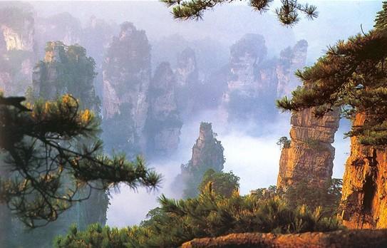 贵州十大旅游景点_贵州