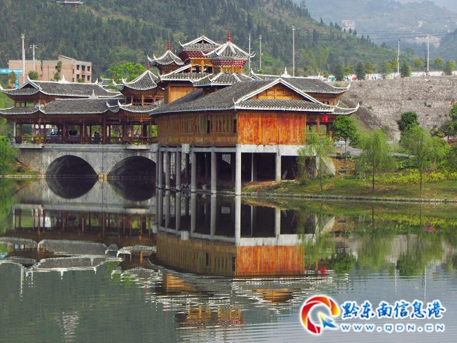 凯里民族风情园 - 高清图片-更多旅游风光 - 黔东南港