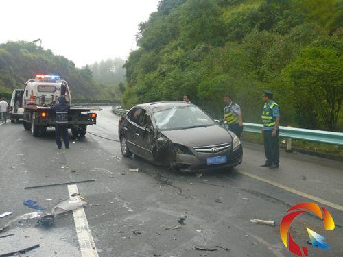 【图】车子撞了高速护栏了,是这么走保险的吗 上海论坛 汽车之家论坛