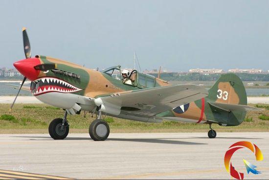 台江惊现3架二战时期美国飞虎队战机