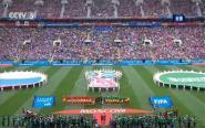 世界杯历史上首次出现中国护旗手!是6位贵州少年