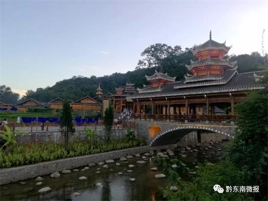 贵州省拟评定的精品级乡村旅游客栈名单六盘水市:盘州市康养休闲园