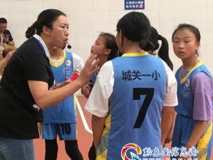 黔(qian)東南參加省級小籃球決(jue)賽載譽而歸